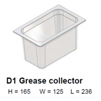 Grease Guardian Collection Container D1-D2 ALL