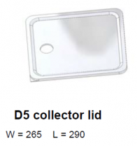 Grease Guardian Container Lid D5 ALL