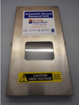 Grease Guardian Control Panel Cover D1-D5 ALL