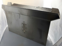 Grease Shield GS1850 FOG Container Stainless Steel