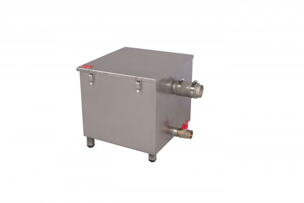 AGT 40 Ltr Stainless Steel Grease Trap