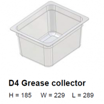 Grease Guardian Collection Container D4 ALL