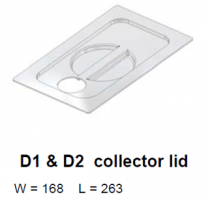 Grease Guardian Container Lid D1-D2 ALL
